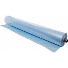 UV stabilizuota mėlyna polietileno plėvelė 200mk 6x60m
