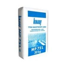 Gipsinis tinkas Knauf MP-75 light PL