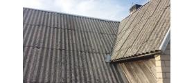 Bus renkamos paraiškos asbesto stogams pasikeisti